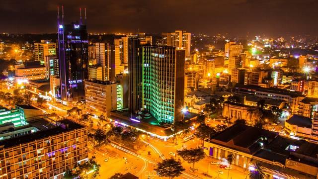 Melyik ország fővárosa Nairobi?