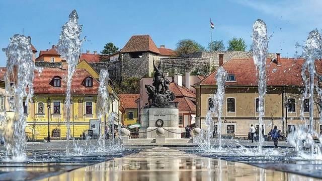 Melyik város latin neve Agria?