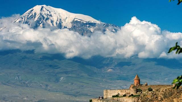 Melyik országban van az Ararát-hegy?