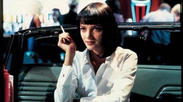 A képen szereplő Uma Thurman is szerepel a filmben, de ki a főszereplője a Ponyvaregény c. amerikai filmnek?