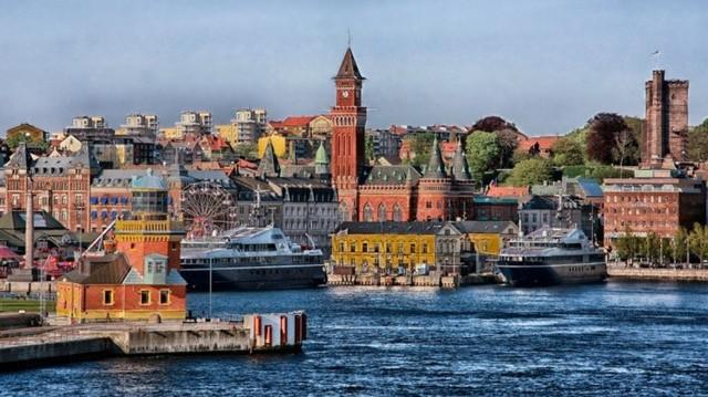 Melyik ország fővárosa Koppenhága?