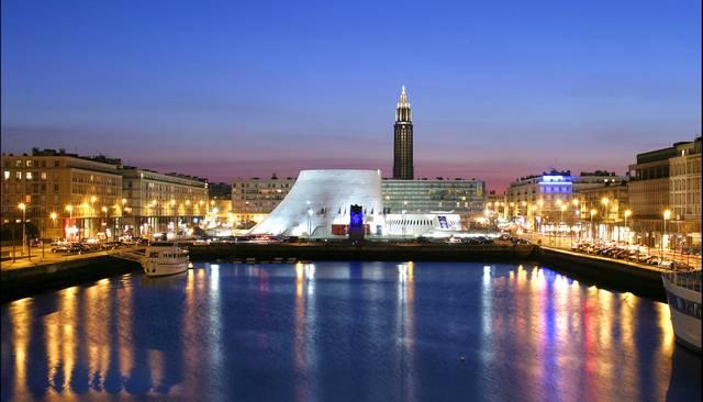 Le Havre, francia város melyik folyó mentén található?