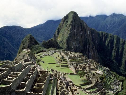 Melyik mai állam területén található Machu Picchu?