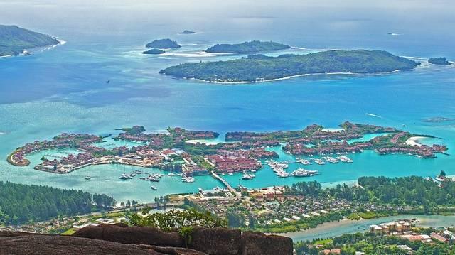 Melyik kontinenshez tartozik a Seychelle-szigetek?
