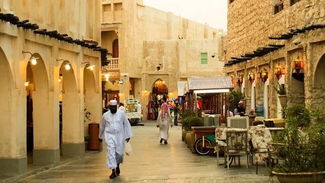 Melyik kontinens országa Katar?