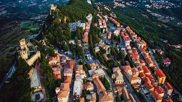 Melyik kontinens országa San Marino?