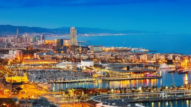 Mi Katalónia fővárosa?