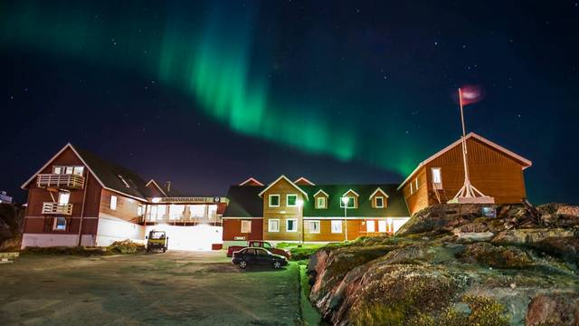 Melyik ország fővárosa Nuuk?