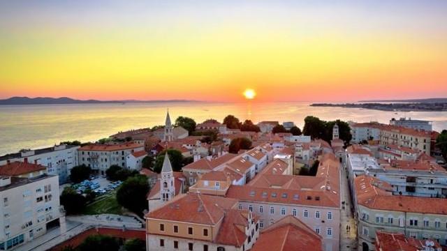 Melyik ország területén található Zadar?