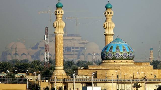 Az alábbiak közül melyik Irak fővárosa ?