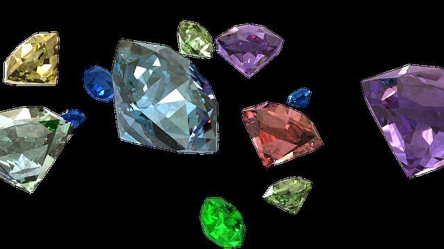 Milyen atomokból áll a gyémánt?