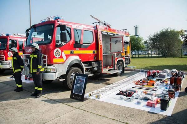 Melyik a legnagyobb rang a tűzoltóknál az itt felsoroltak közül?