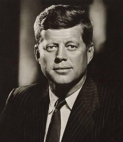 Hanyadik elnöke volt az USA-nak J.F.Kennedy?