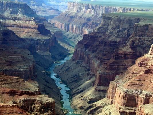 Az USA melyik államában található a Grand Canyon?