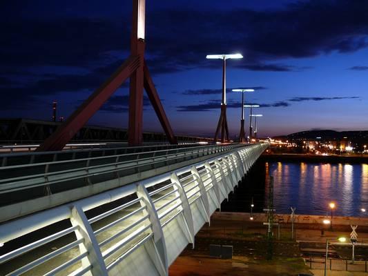 Melyik a főváros legfiatalabb hídja?