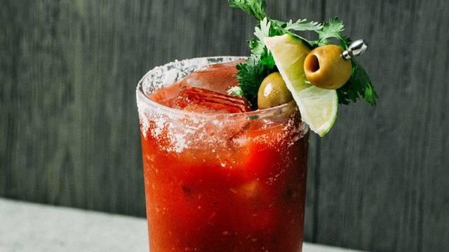 Milyen szesz van a Bloody Mary italban?