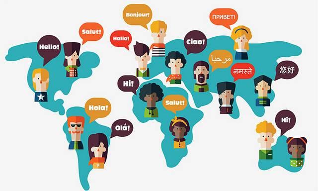 Melyik országban hivatalos nyelv az angol és a francia?