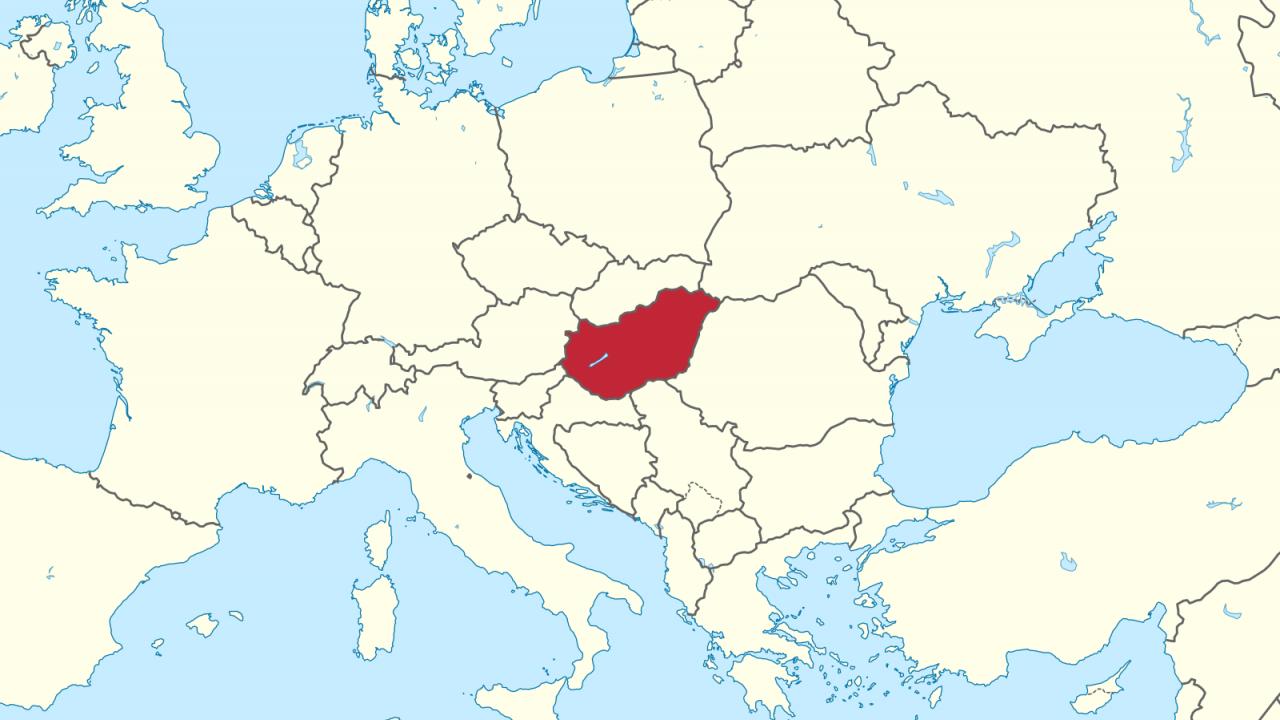 A magyar országhatár hossza 2215,3 kilométer, de ebből melyik a leghosszabb az alábbiak közül?
