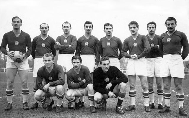 11 kép, 11 focista – Nevezd meg a legendás Aranycsapat tagjait