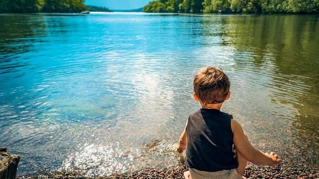 A három édesvizű tó közül, melyik a legnagyobb?