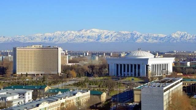 Mely ország fővárosa Taskent?