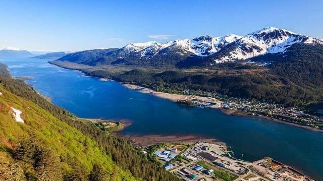 Melyik országhoz tartozik Alaszka?