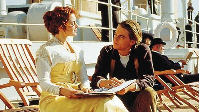 Rose és Jack Dawson
