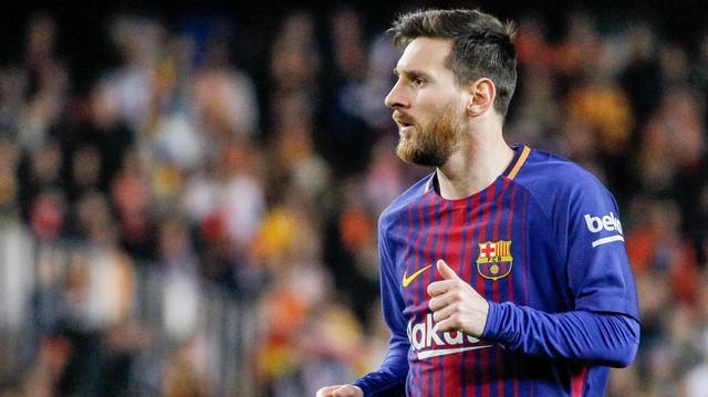 Melyik nemzeti válogatottban játszik Messi?