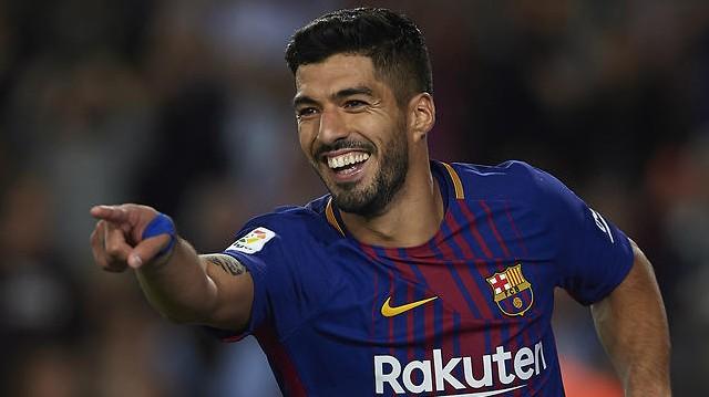 Luis Suárez. Melyik nemzeti válogatottban játszik?
