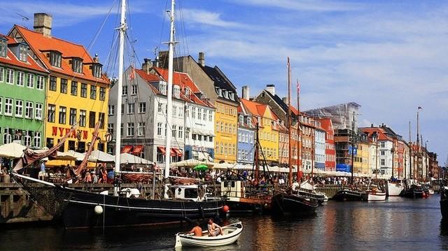 A felsoroltak közül, melyikkel határos Dánia?
