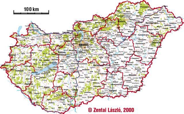 Mekkora Magyarország területe?