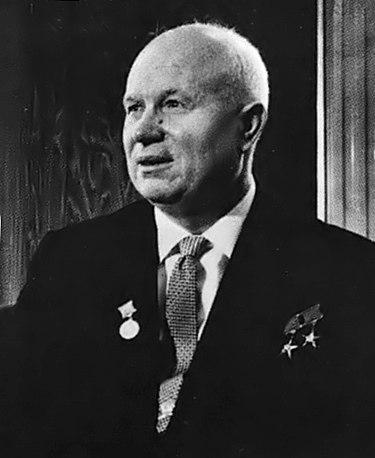 Nyikita Szergejevics Hruscsov