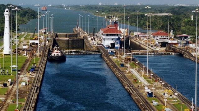 Hol található a Panama-csatorna?
