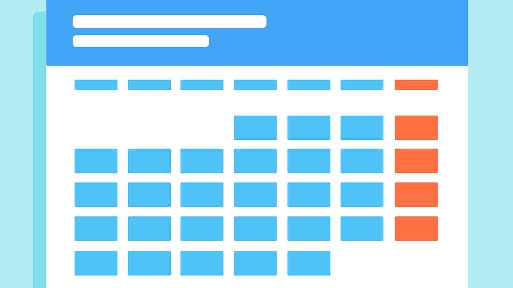 Ez a két hónap egymást követi a naptárban, mégis mindkettő harmincegy napos