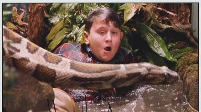 Hogyan esett bele Dudley a kígyóvizébe?