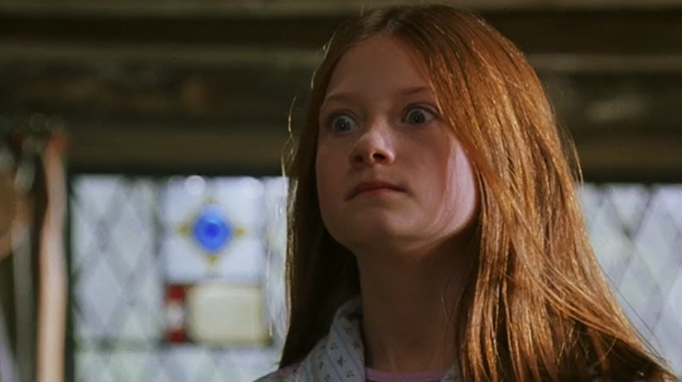 Hol volt Ginny blúza?