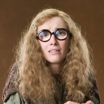 Sybill Trelawney.