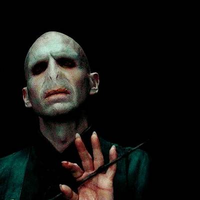 Voldemorttól.
