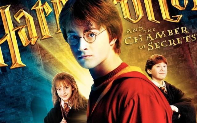 Harry Potter és a Titkok kamrája