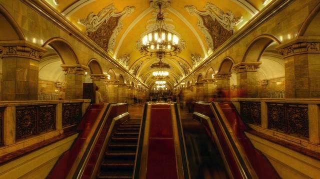 Hol épült a világ első metró vonala?
