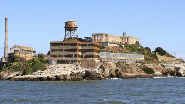 Hol található az Alcatraz börtön?