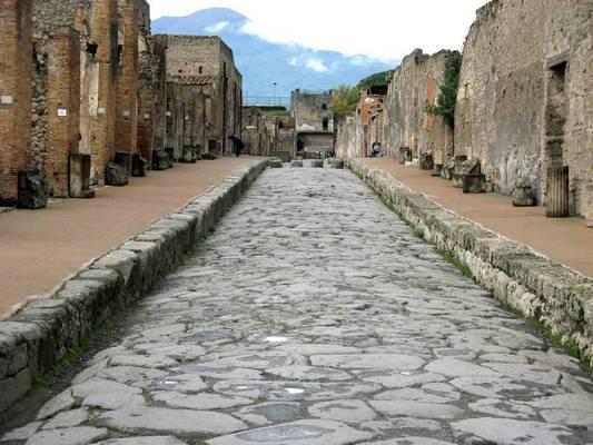Melyik vulkán pusztította el Pompeii-t?