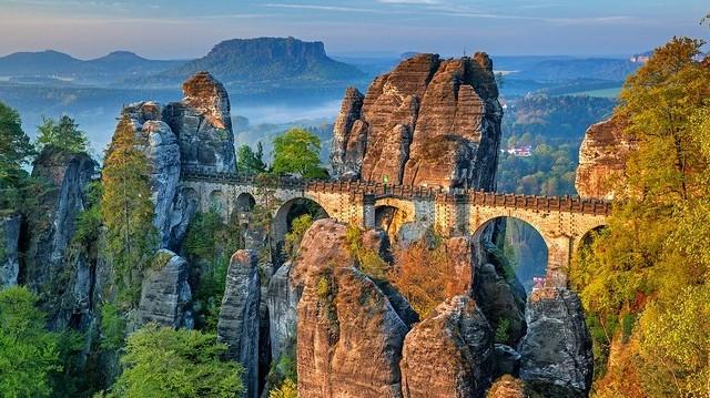 Hol található, melyik ország tartománya Szászország?