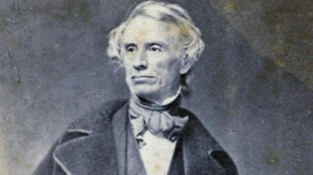 Mit talált fel Samuel Morse?