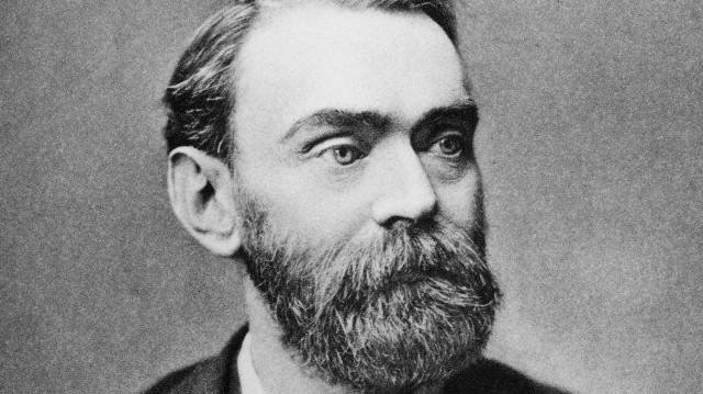 Mit talált fel Alfred Nobel?