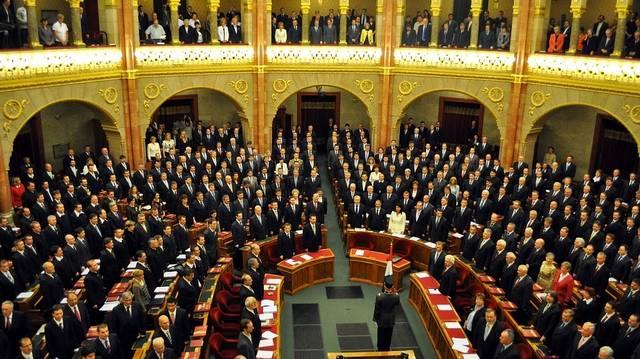 Mi Magyarország legfőbb népképviseleti szerve?