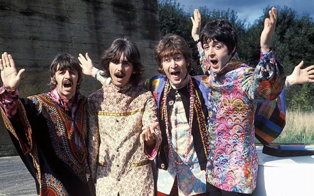 Beatles rajongóknak