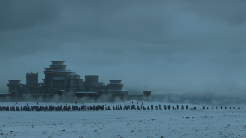 Melyik város volt a Starkok székhelye?