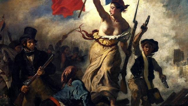 Melyik ország forradalmának hármas jelszava volt: Szabadság, egyenlőség, testvériség?