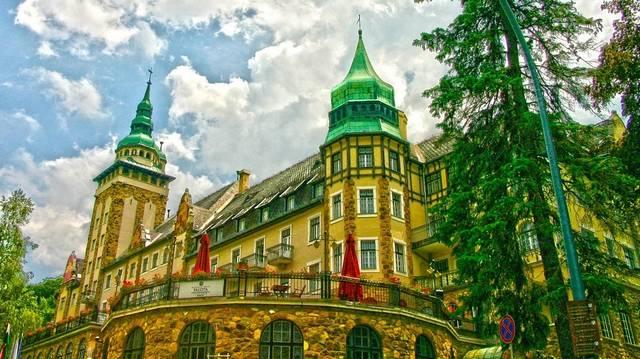 Melyik városunk településrésze a gyönyörű Lillafüred?